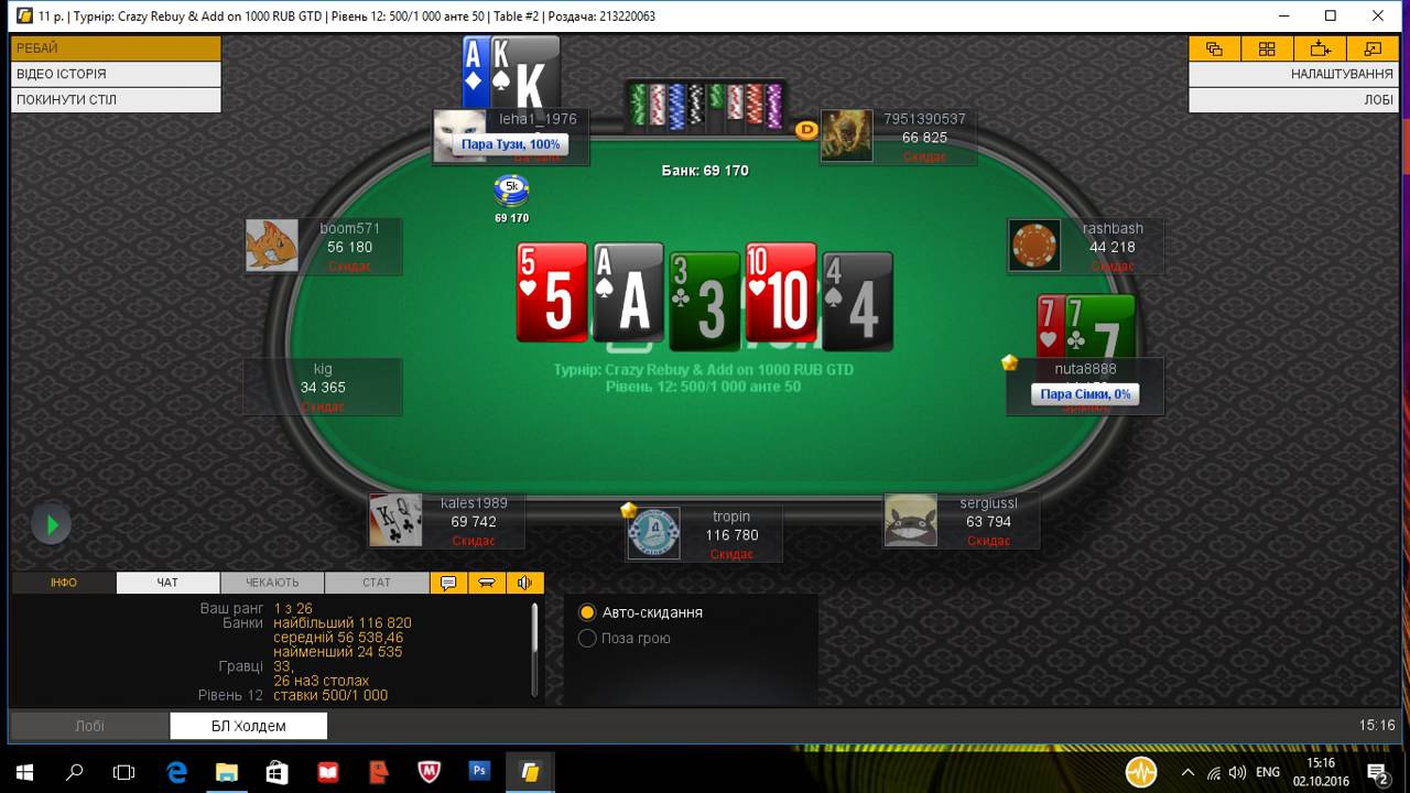 покер онлайн отзывы игроков